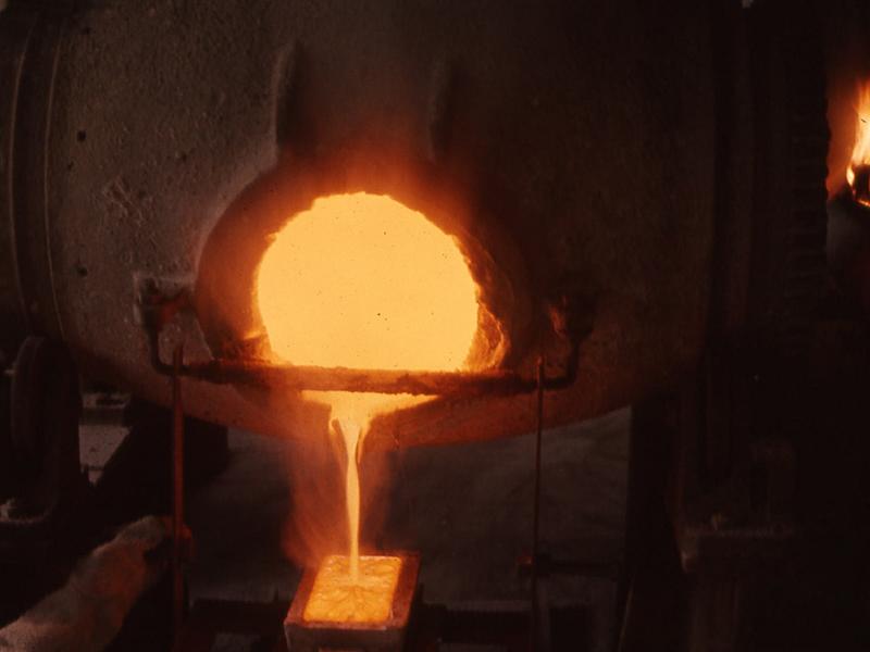 Fonte de l'or